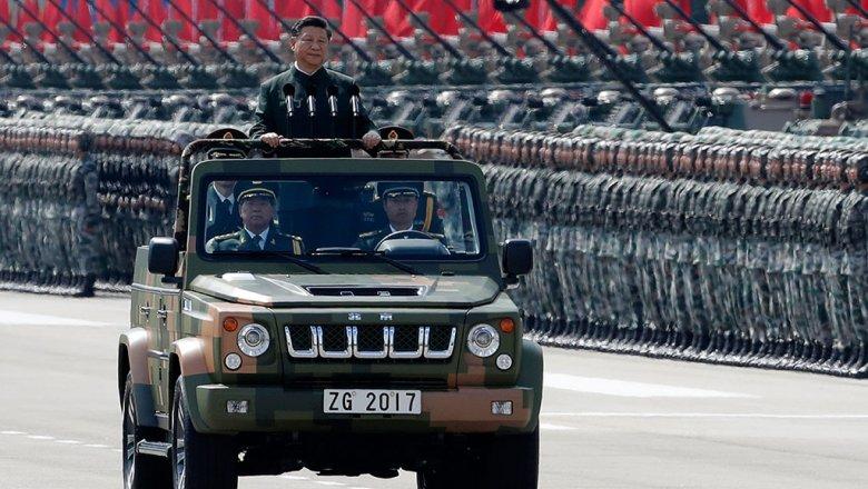 Председатель КНР СиЦзиньпин
