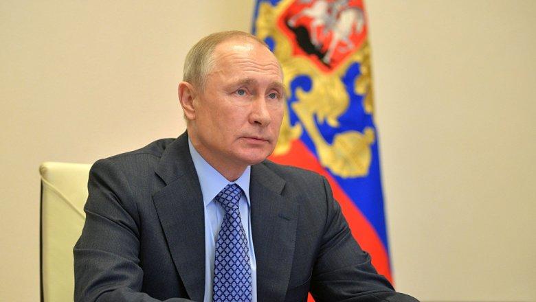 Путин считает необходимым принять новые меры поддержки граждан и экономики