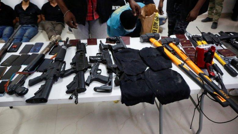 Гаити: в убийстве президента участвовали 26 колумбийцев и двое американцев