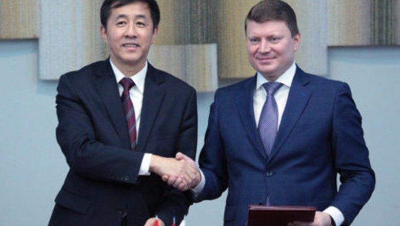 Красноярск иМаньчжурия подписали соглашение осотрудничестве