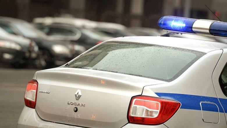 Вцентре столицы при полицейской погоне случилось ДТП