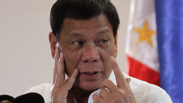 Напрезидента Филиппин Дутерте совершено покушение