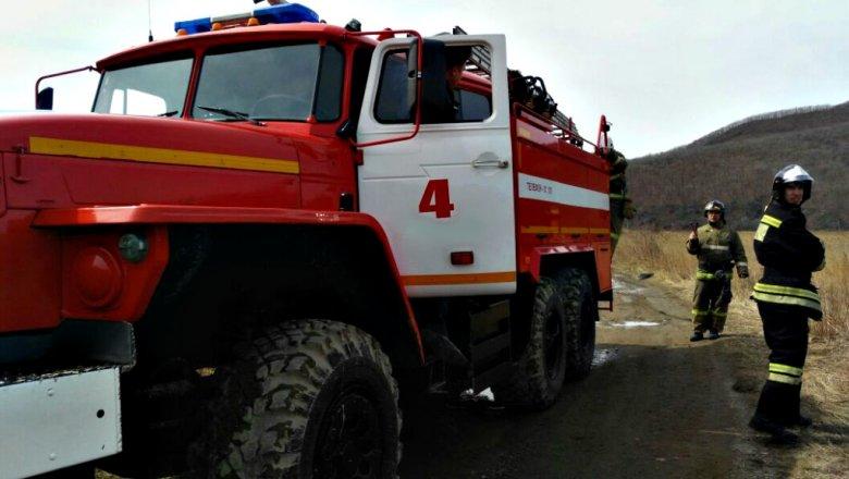 На далеком Востоке площадь лесных пожаров сократилась до1,6 тыс. гектаров