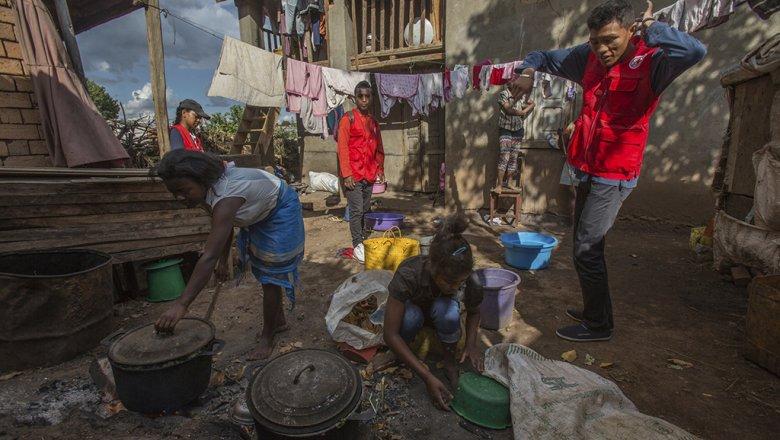 НаМадагаскаре отчумы умерло неменее 200 человек