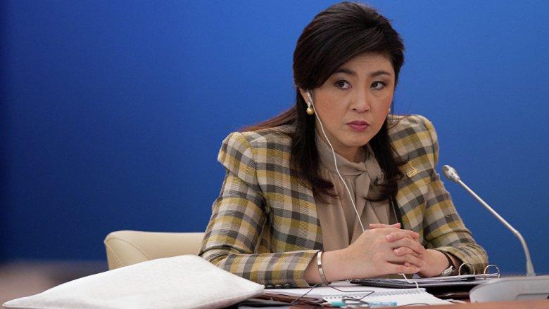 Суд Таиланда выдал санкционировал арест экс-премьера Йинглак Чинават