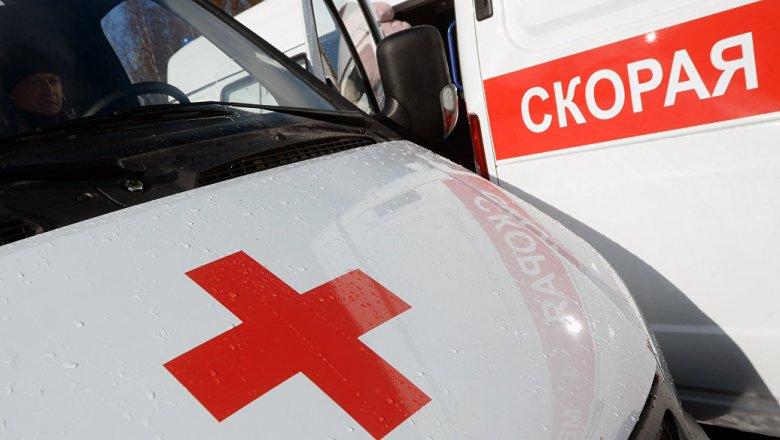 В итоге опрокидывание автомобиля вреки погибли два человека вПриморье