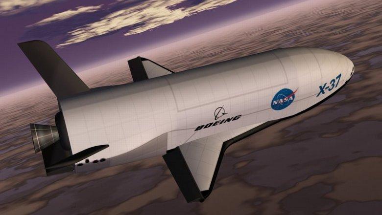Секретный военный шаттл X-37 могбы поработать «скорой помощью» наМКС