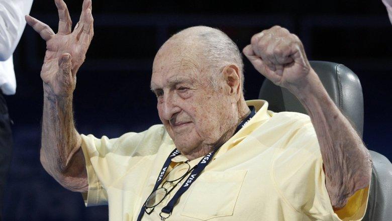 Старейший чемпион Олимпийских игр умер вСША