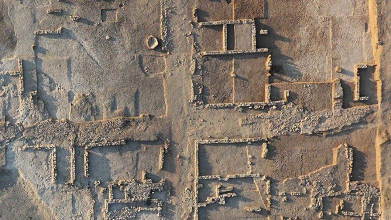 Древний город 5−4 веков до нашей эры