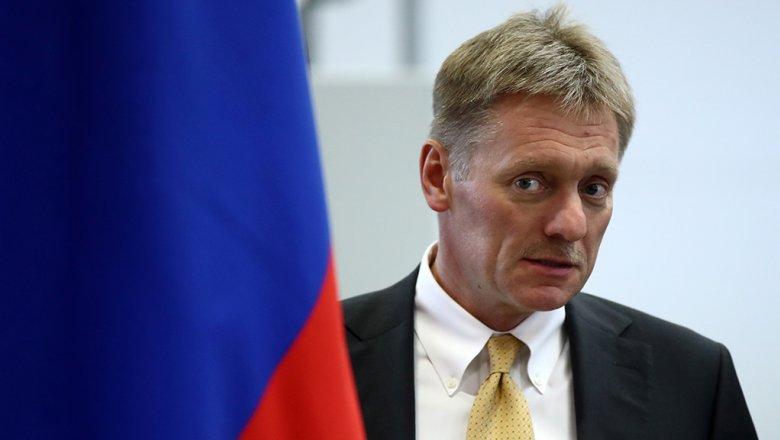 Песков назвал смену четырех министров обычной ротацией