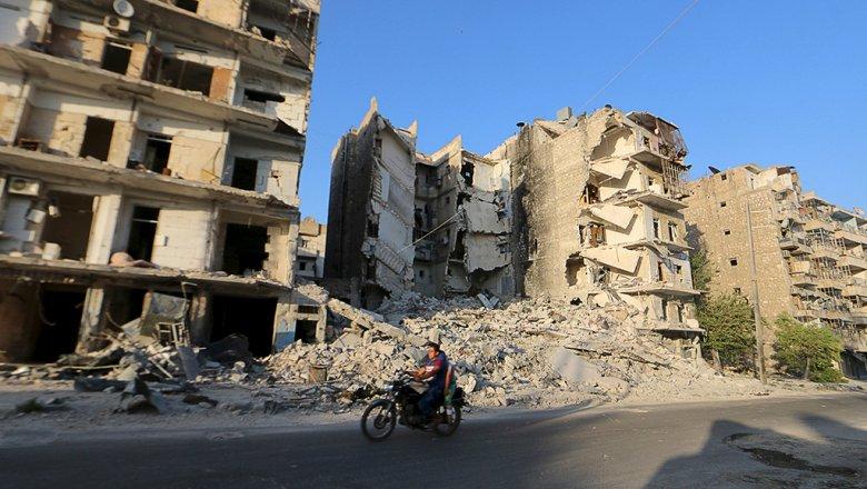 США обвинили Российскую Федерацию вхиматаке вСирии иразбомбили поликлинику