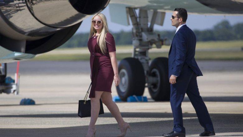 «Толстая дочь» Трампа затмила Иванку