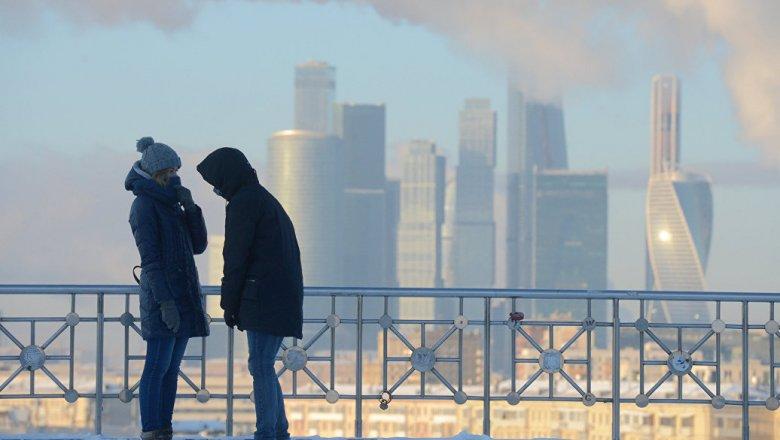 Синоптики ожидают в столице  к22ноября морозы доминус 17 градусов