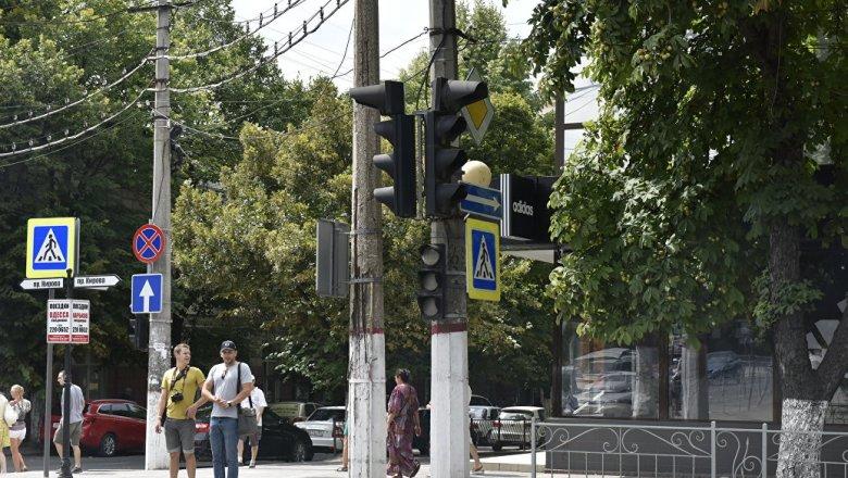 Отключение электричества вКрыму не воздействовало набоеготовность Черноморского флота