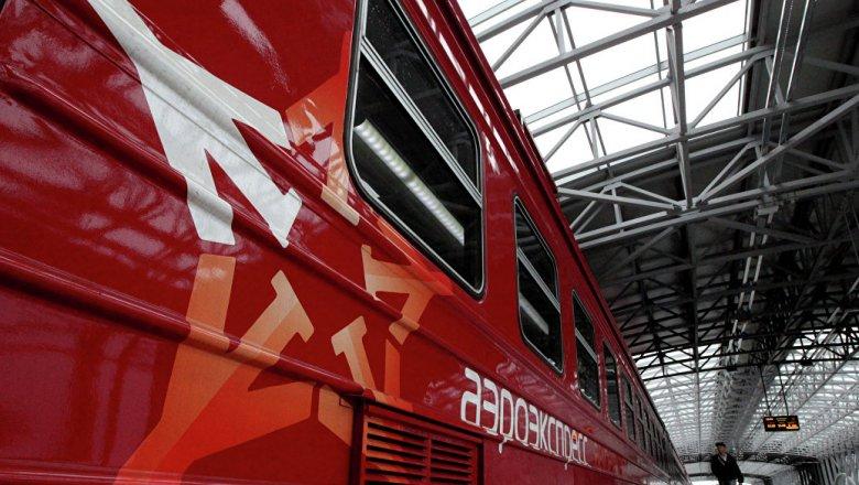 «Аэроэкспресс» назвал дату запуска первого двухэтажного поезда