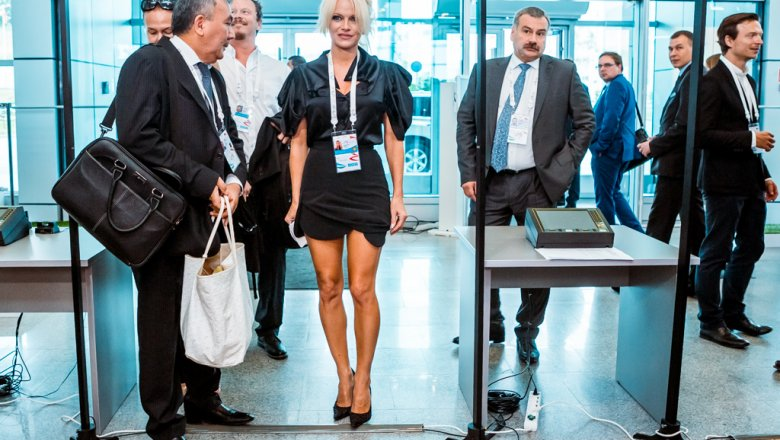 Памелу Андерсон снова ожидают воВладивостоке наВЭФ