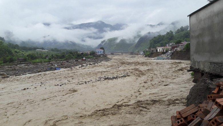 Наводнение воВьетнаме забрало жизни 23-х человек