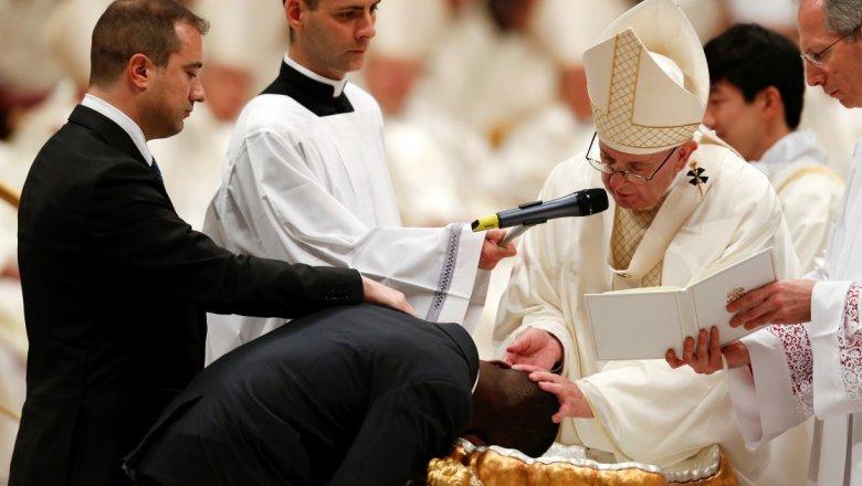 Папа римский впослании «Граду имиру» пожелал мира Сирии иУкраине