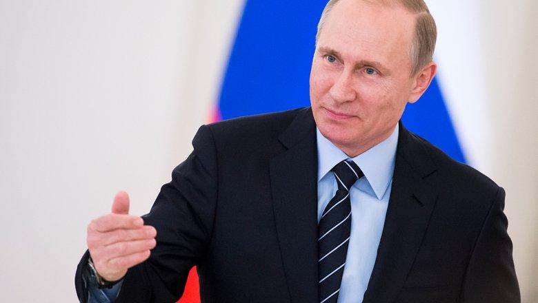 Путин: Экономические показатели РФ— это результат труда граждан России