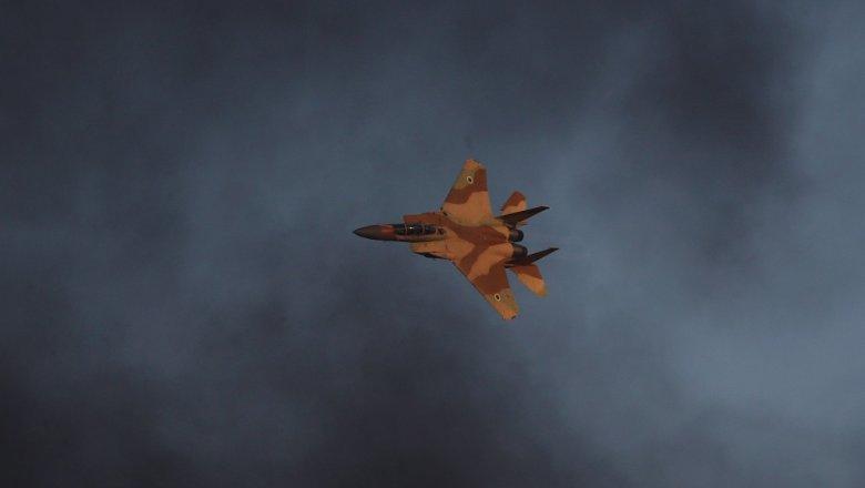 Израиль опровергает объявление Сирии осбитом самолете