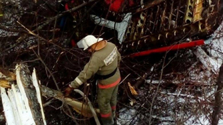 Минтранс озвучил первые результаты расследования крушения Ан-2 вПриамурье