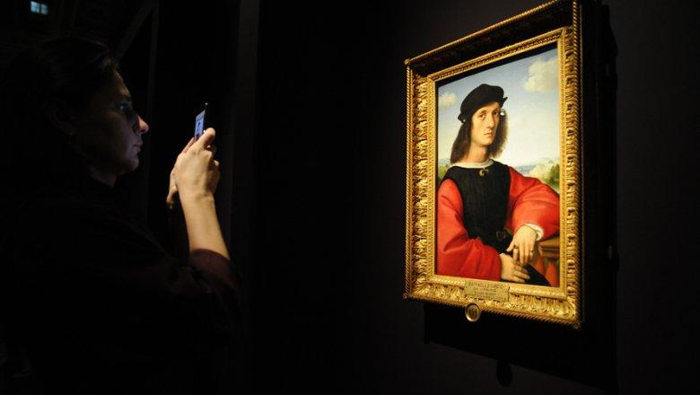Встолице пройдет выставка Рафаэля