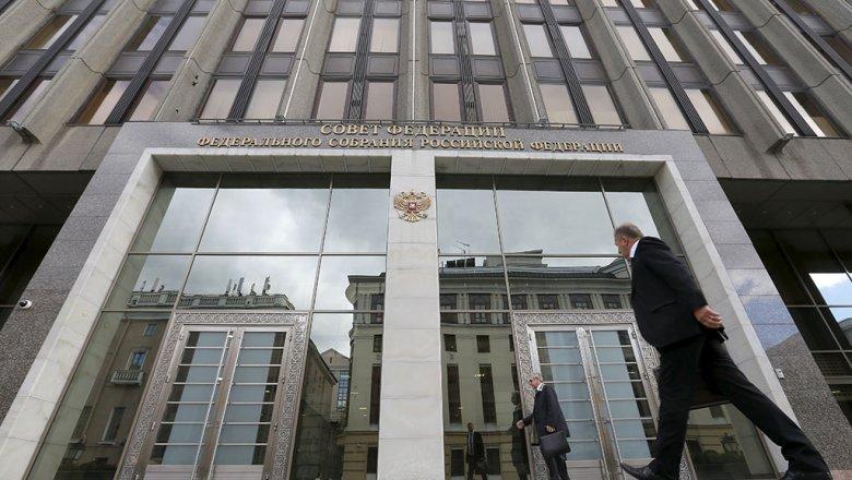 Совет Федерации принял закон онацгвардии