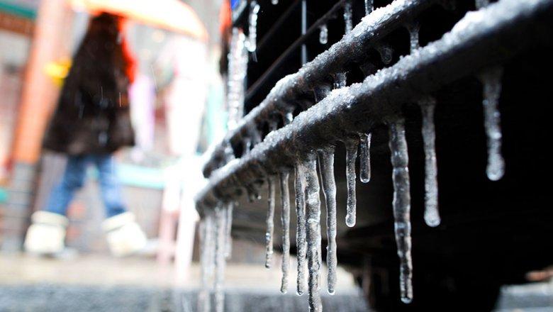 Ледяной дождь ожидается в российской столице ввыходные