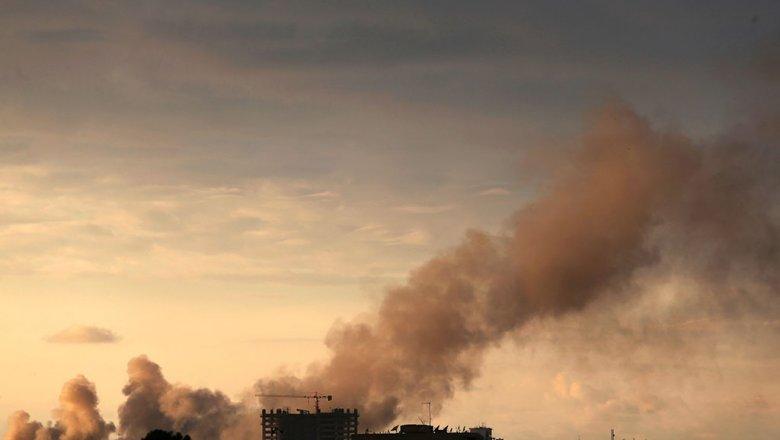 Задымление вИркутской области образовалось из-за пожаров вКрасноярском крае