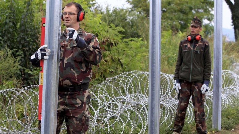 Милиция: Мишенью подрывников вБудапеште были патрульные