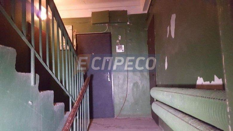Полиция рассказала оподробностях взрыва наСоломенке вКиеве