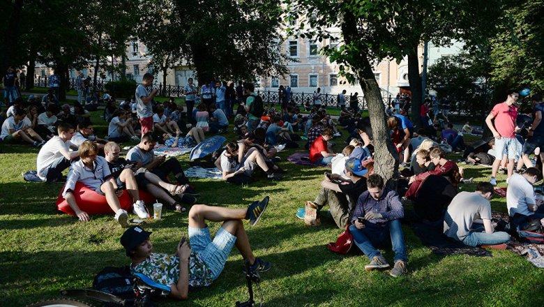 ВИльинском сквере началась подготовка кблагоустройству врамках «Моей улицы»