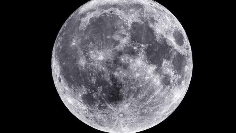 Полнолуние помешает москвичам увидеть звездопад