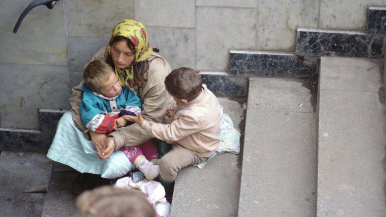 Росстат: число бедных в РФ уменьшилось на 300 000 человек