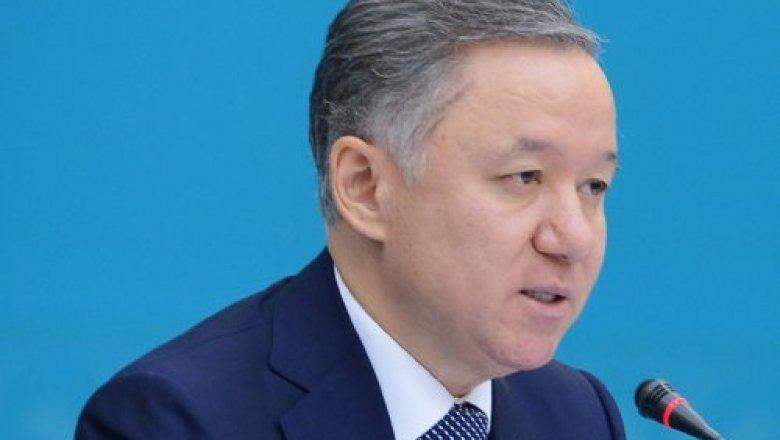 Нурлан Нигматулин стал председателем Мажилиса