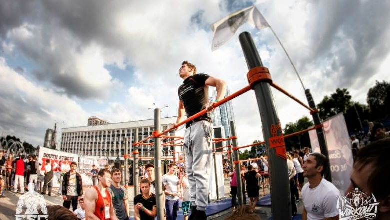 ВКраснодаре пройдет всероссийский фестиваль уличных видов спорта