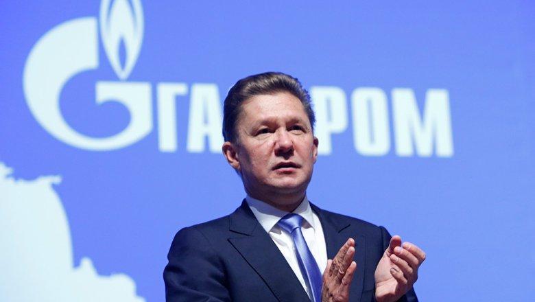 Миллер поведал  Путину орекордных поставках «Газпрома»