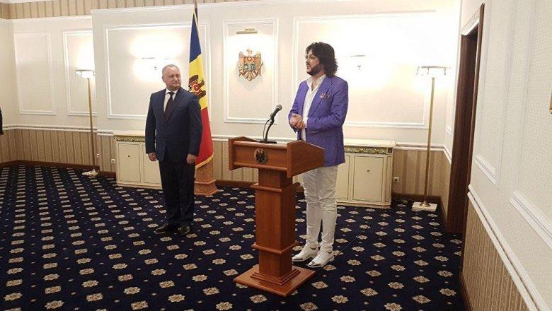 Киркоров удостоен высочайшего  звания