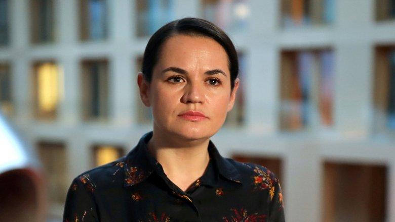 Тихановская допустила, что РФ может подтолкнуть Минск к новым выборам