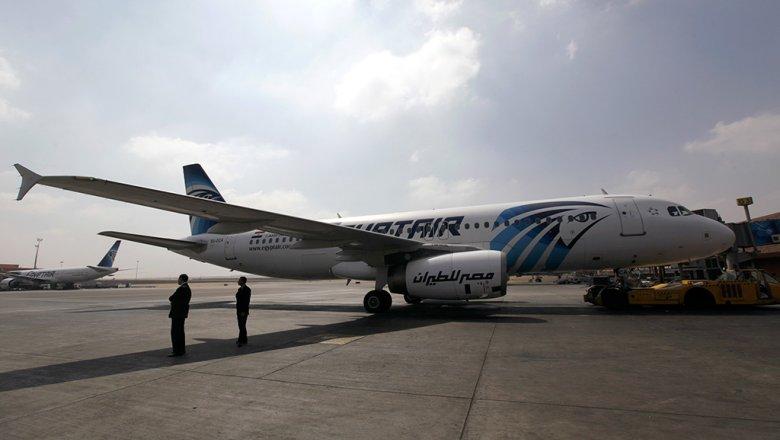 Специалисты восстанавливают блоки памяти «черных ящиков» самолета EgyptAir