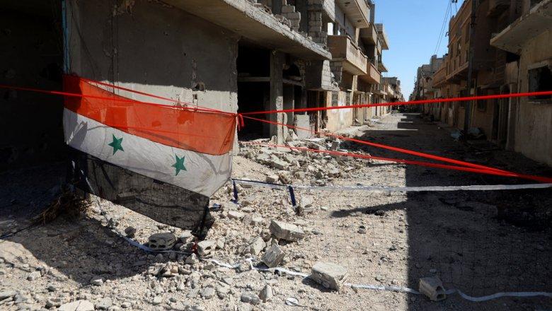 В столицеРФ проверят сообщения озахваченных вСирии «россиянах»