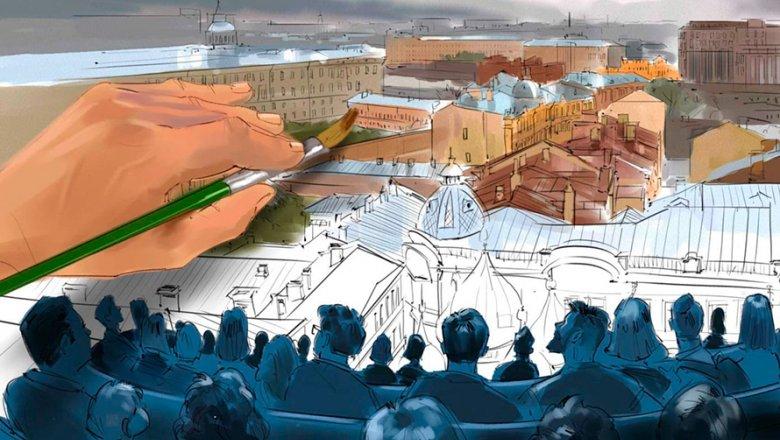 Круговая панорама появится впарке «Зарядье» вцентральной части Москвы