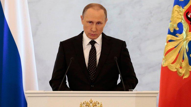 СМИ: Путин перед посланием Федеральному Собранию поехал на «место силы» на Алтае