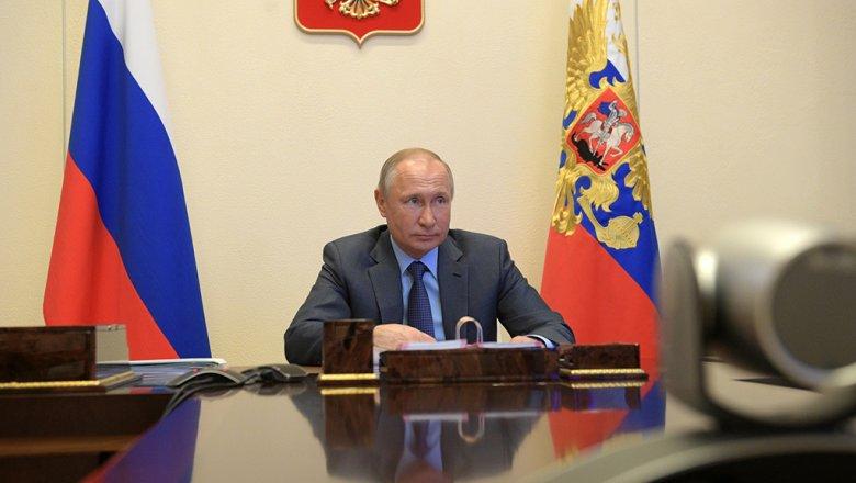 Путин заявил о пройденном в России пике коронавируса