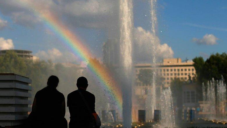 В Московском регионе ожидается жара - до 31 градуса
