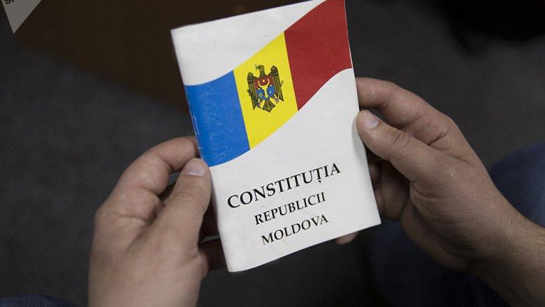 КСМолдавии одобрил предложение внести вконституцию пункт оевроинтеграции