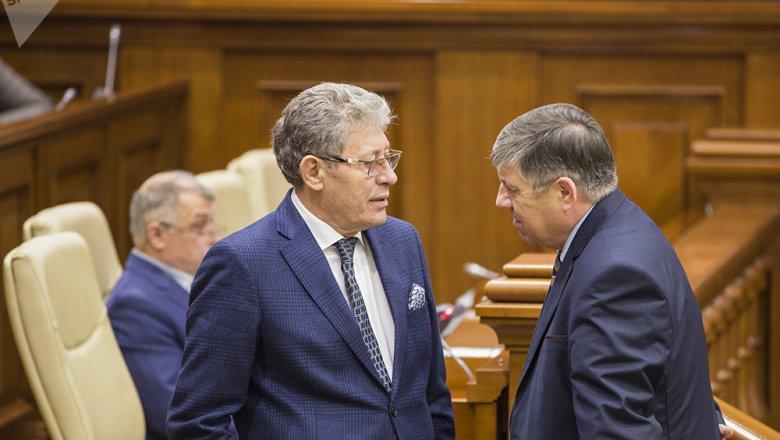 Молдавские либералы настаивают навыходе страны изСНГ