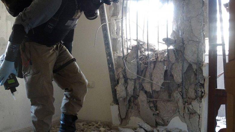 ООН обвинила власти Сирии втретьей химатаке натерритории страны