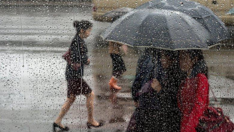 Прогноз погоды поКазахстану напонедельник, 23октября